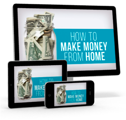 way to make money online at home